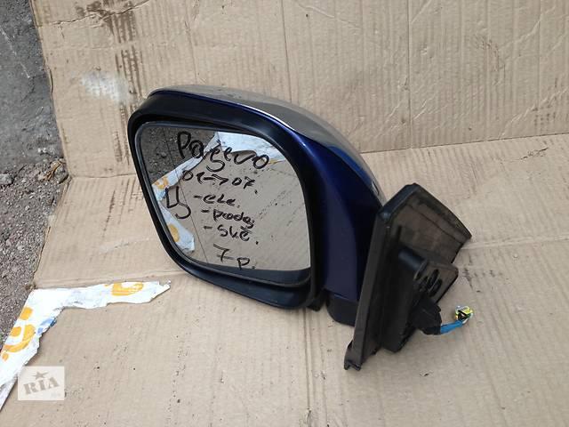 купить бу Б/у зеркало левое Mitsubishi Pajero в Киеве