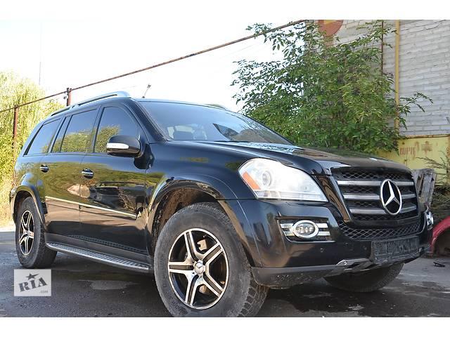 Б/у зеркало ПРАВОЕ И ЛЕВОЕ Mercedes GL-Class 2006-2012 ИДЕАЛ !!! ГАРАНТИЯ !!!- объявление о продаже  в Львове