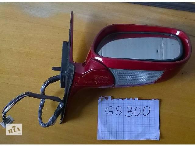 бу Б/у зеркало правое 87901-30220-D0 для седана Lexus GS 300 2007г в Киеве