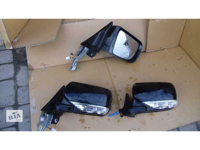 продам Б/у зеркало правое-левое для легкового авто Subaru Forester 2007 бу в Коломые