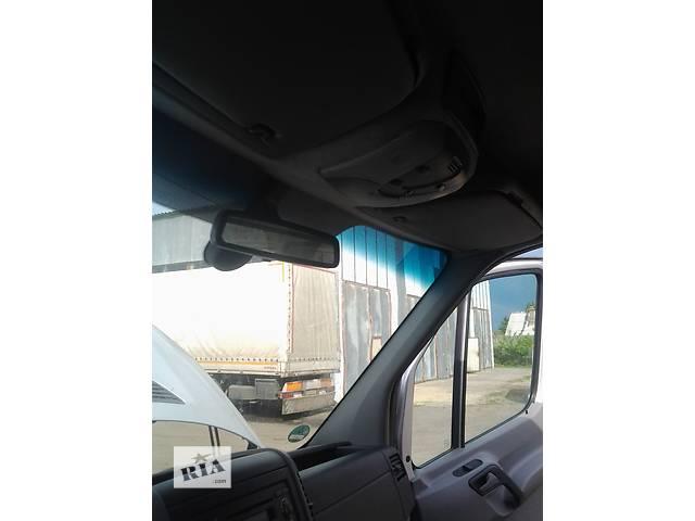 купить бу Б/у Зеркало салона Volkswagen Crafter Фольксваген Крафтер 2.5 TDI 2006-2010 в Рожище