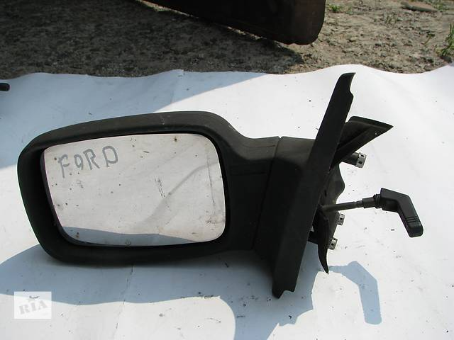 бу Б/у зеркало заднего вида боковое Ford Fiesta фургон, 3004-421 в Броварах