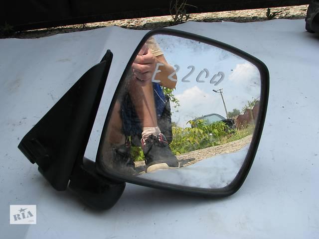 продам Б/у зеркало заднего вида боковое Mazda E2200 бу в Броварах
