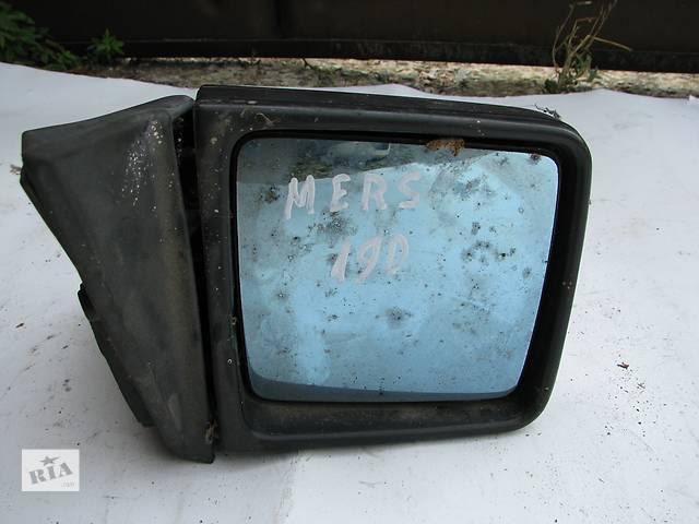 продам Б/у зеркало заднего вида боковое Mercedes 190 бу в Броварах