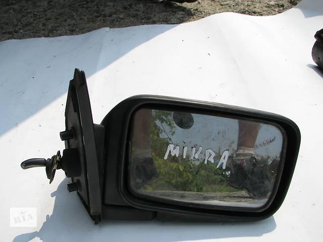 купить бу Б/у зеркало заднего вида боковое п Nissan Micra K10 в Броварах