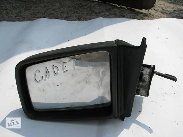 купить бу Б/у зеркало заднего вида боковое Opel Kadett 1990 в Броварах