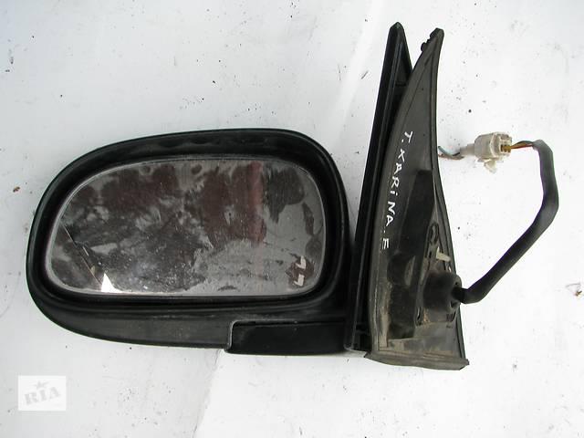 купить бу Б/у зеркало заднего вида боковое Toyota Carina в Броварах