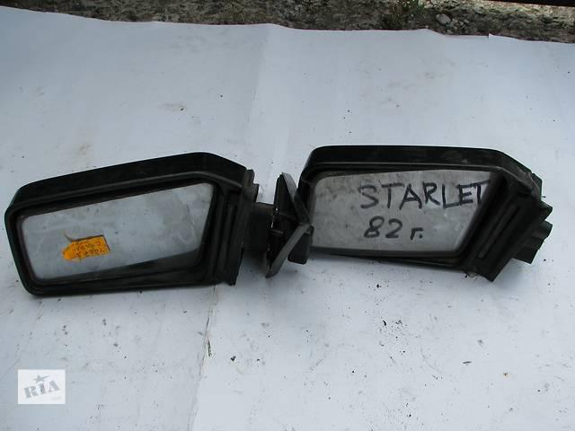 Б/у зеркало заднего вида боковое Toyota Starlet 1982- объявление о продаже  в Броварах