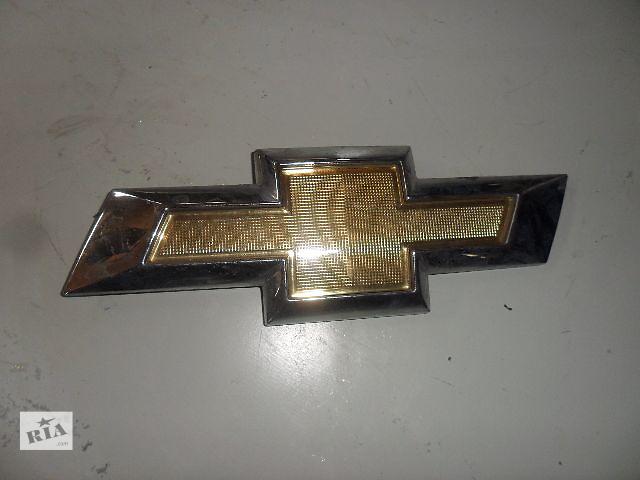 продам Б/у Значок бампера  для легкового авто Chevrolet Spark 2011 бу в Ровно