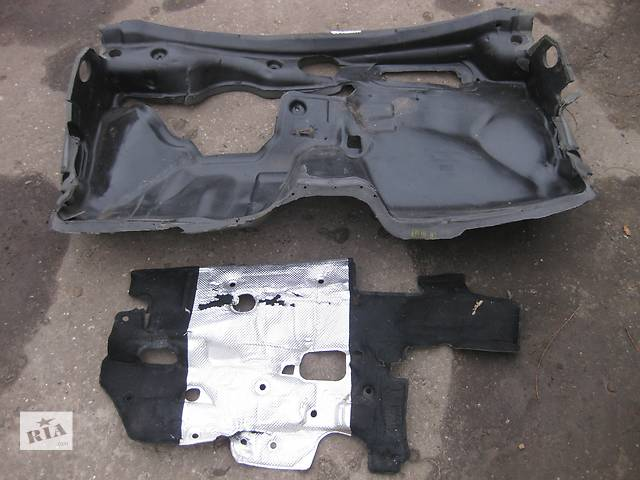 продам Б/у звукоизоляция обесшумка шумоизоляция салона двигателя Opel Vectra C Вектра С бу в Львове