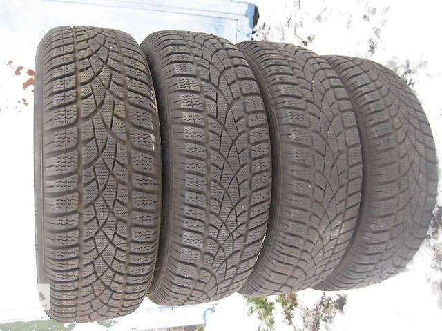 """продам Б/у зимн.шины для легкового авто Skoda Octavia Tour,R15,195/65/15 """"Continental"""" SP Wintersport 3D,12г.в., все шины-8мм бу в Житомире"""