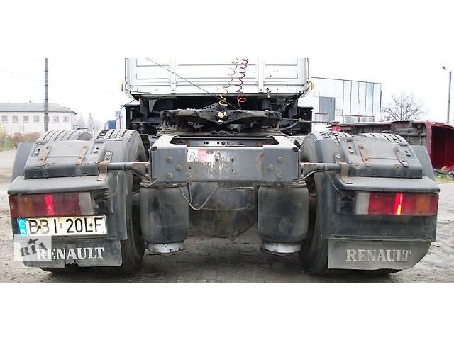 бу Б/уРама з документами для грузовика Renault Magnum DXI Рено Магнум 440 2005г Evro3 в Рожище