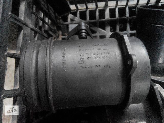 купить бу б/у 077133471J Расходомер воздуха Легковой Audi A8 2005 в Львове