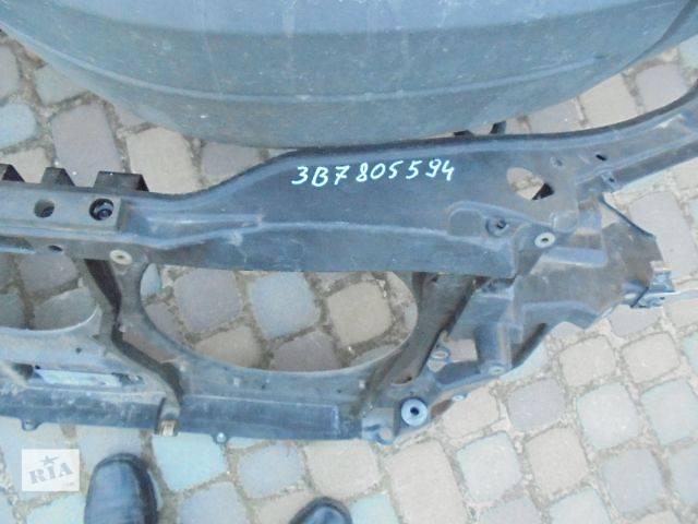 б/у 3b7805594Детали кузова Панель передняя Легковой Volkswagen B5 Седан 2003- объявление о продаже  в Львове
