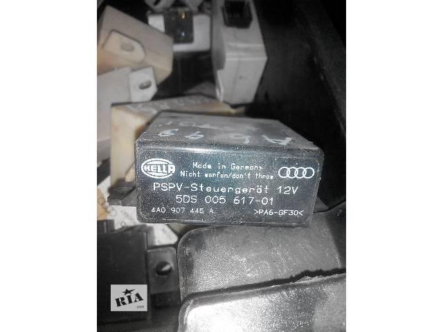 б/у 4A0907445A эбу зеркалами Audi A6  Легковой Audi 1997- объявление о продаже  в Львове