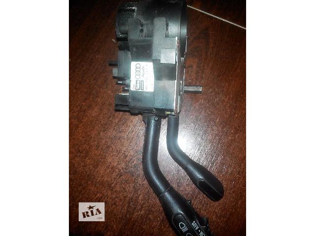купить бу Б/у 4D0953513P Переключатель поворотов подрулевой для легкового авто Audi A8 в Львове