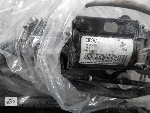 бу б/у Задний/передний мост/балка, подвеска, амортиз Пневмокомпрессор Легковой Audi A6 Allroad в Львове