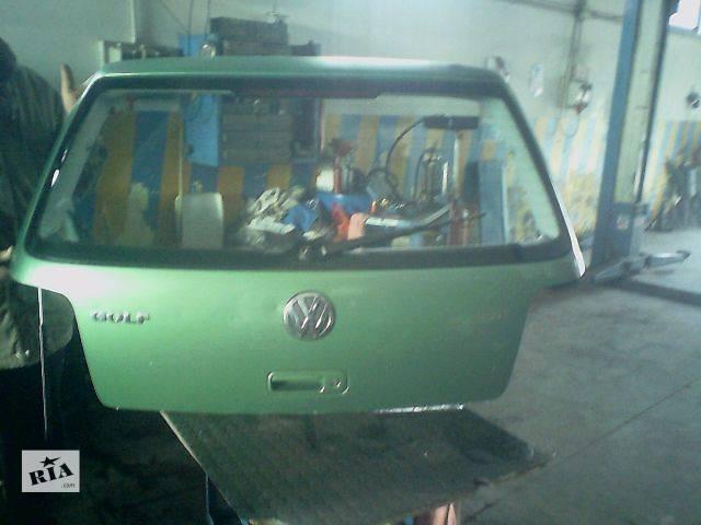 купить бу б/у№983 Двери/багажник и компоненты Крышка багажника Легковой Volkswagen Golf IV Универсал 2000 в Чорткове