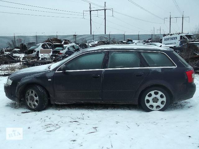 продам б/у АКПП и КПП АКПП Легковой Audi A4 Avant бу в Львове