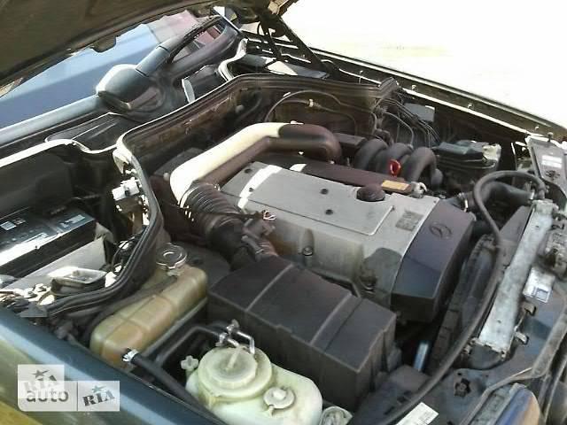 купить бу б/у АКПП и КПП АКПП Легковой Mercedes 124 Седан 1995 в Киеве