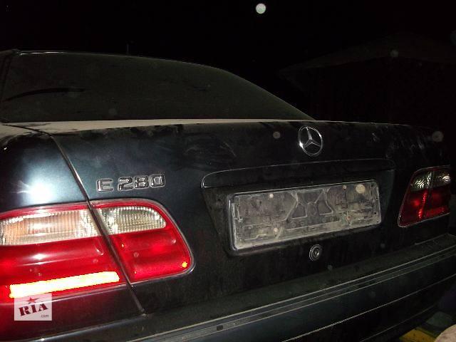 купить бу б/у АКПП и КПП АКПП Легковой Mercedes E-Class Седан 2001 в Днепре (Днепропетровск)