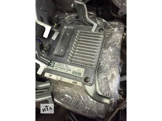 купить бу б/у АКПП и КПП Блок управления   Легковой Toyota Corolla 2008 в Киеве