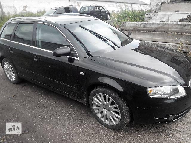 продам б/у АКПП и КПП коробка механіка HCF Легковой Audi A4 2005 бу в Львове