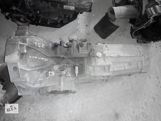 бу Б/у АКПП и КПП КПП Легковой Audi A4 1997 CPD 21075 в Львове