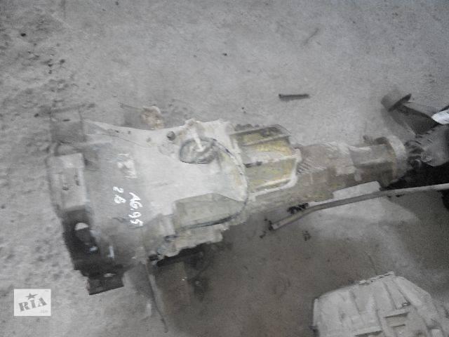 продам Б/у АКПП и КПП КПП Легковой Audi A6 1995  CPR бу в Львове