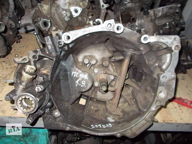 продам Б/у АКПП и КПП КПП Легковой Citroen Berlingo груз. 1996-2008 20TE49 бу в Ровно