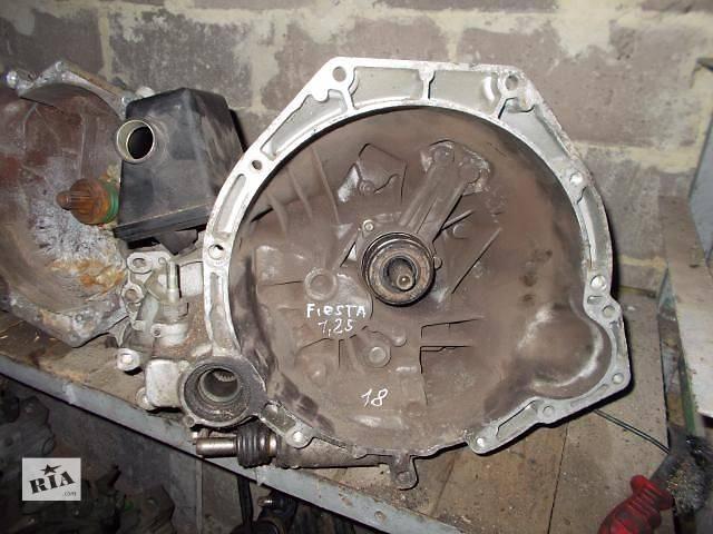 продам Б/у АКПП и КПП КПП Легковой Ford Fiesta 7F09696WT бу в Ровно