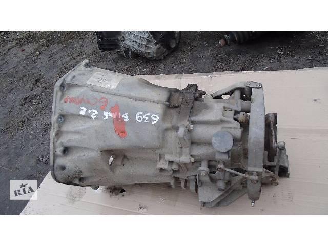 продам б/у АКПП и КПП КПП Легковой Mercedes Vito 639 2.2D 2005 бу в Ковеле