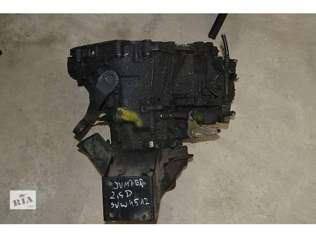 продам Б/у АКПП и КПП КПП Легковой Peugeot Boxer 2,5D бу в Ковеле