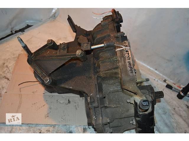 бу б/у АКПП и КПП КПП Легковой Renault Kangoo 1.4B в Ковеле