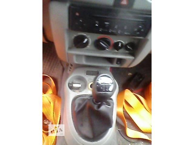 купить бу б/у АКПП и КПП КПП Легковой Renault Kangoo Dci 1.9 4x4 2005  Пикап 2005 в Ивано-Франковске