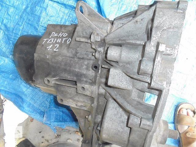 купить бу б/у АКПП и КПП КПП Легковой Renault Twingo Хэтчбек 2001jb1937 в Львове
