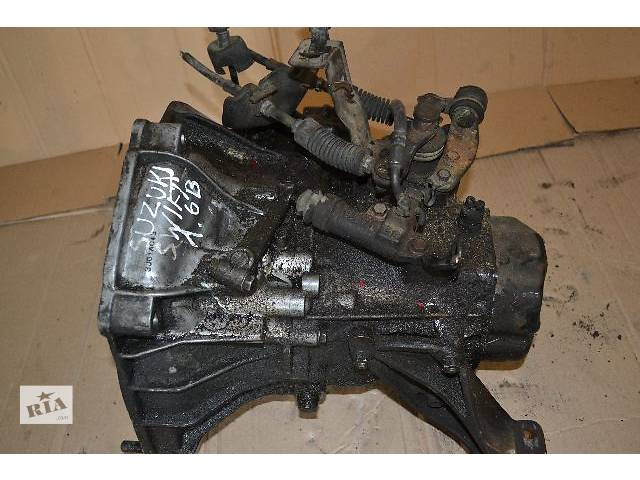 бу б/у АКПП и КПП КПП Легковой Suzuki Swift 1995 1.6B в Ковеле