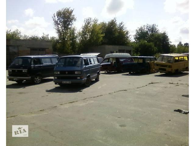 купить бу б/у АКПП и КПП КПП Легковой Volkswagen T3 (Transporter) в Владимир-Волынском