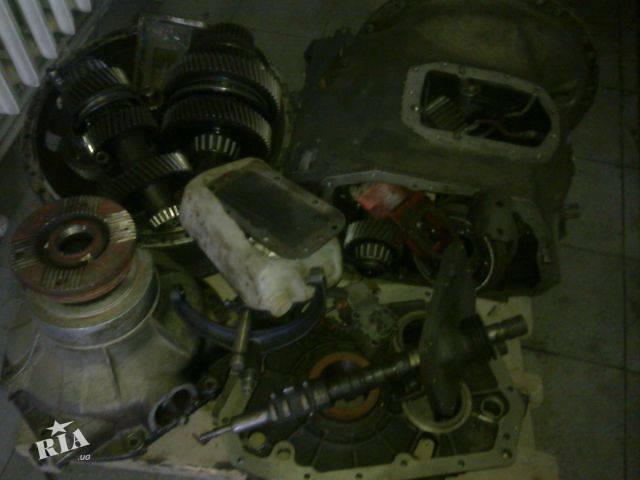купить бу б/в АКПП та КПП КПП Вантажівки Renault Magnum Major Premium B18 1999 в Бориславе