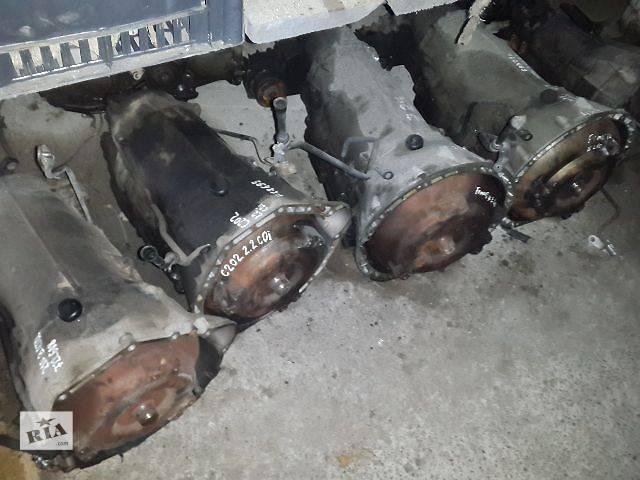 купить бу Б/у АКПП и КПП Легковой Mercedes ML-Class 2003 в Львове