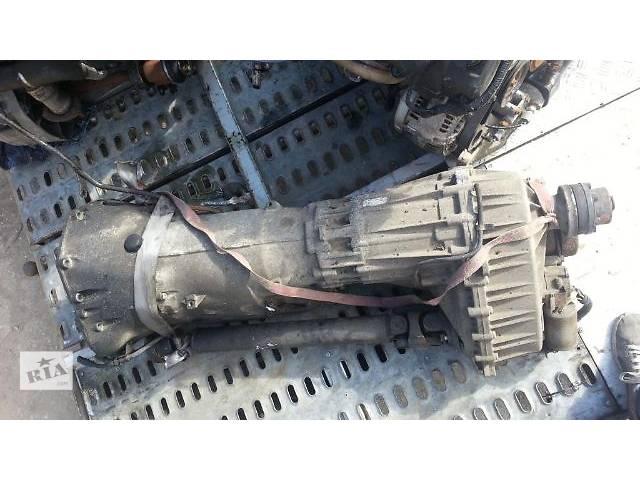 бу б/у АКПП и КПП Раздатка Легковой Mercedes ML 270 2003 в Черновцах