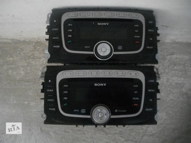 Б/у автомагнитола для легкового авто Ford Mondeo 2011- объявление о продаже  в Львове