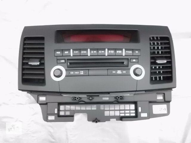 купить бу Б/у автомагнитола для легкового авто Mitsubishi Lancer X 2008 в Ровно