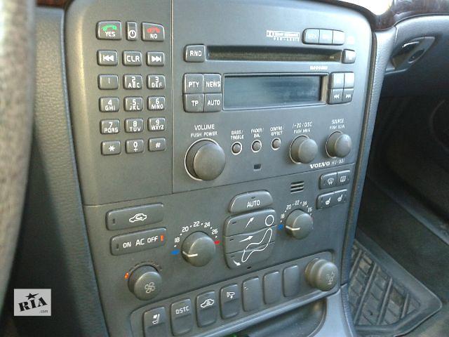купить бу Б/у автомагнитола для седана Volvo S80 2000 в Луцке