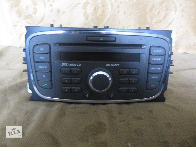 Б/у автомагнитола на Ford Mondeo 2007 года- объявление о продаже  в Киеве