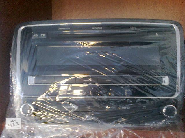 купить бу б/у Автомагнитолы CD/MP3-ресиверы в авто с Bluetooth в Умани