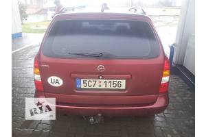б/у Багажник Opel Astra G