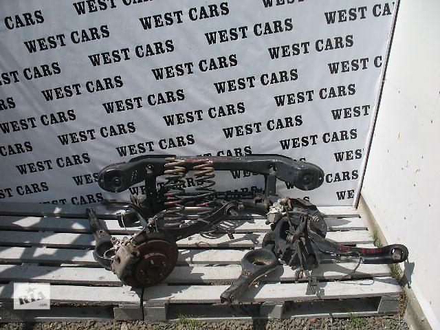 продам Б/у балка задней подвески для легкового авто Ford C-Max 2007 бу в Луцке