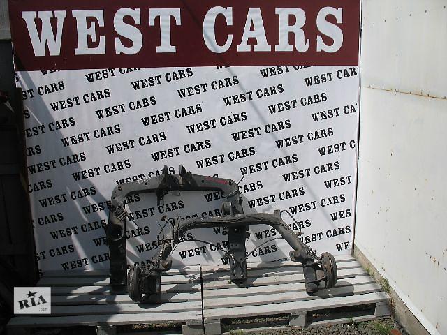 купить бу Б/у балка задней подвески для легкового авто Smart City 2002 в Луцке