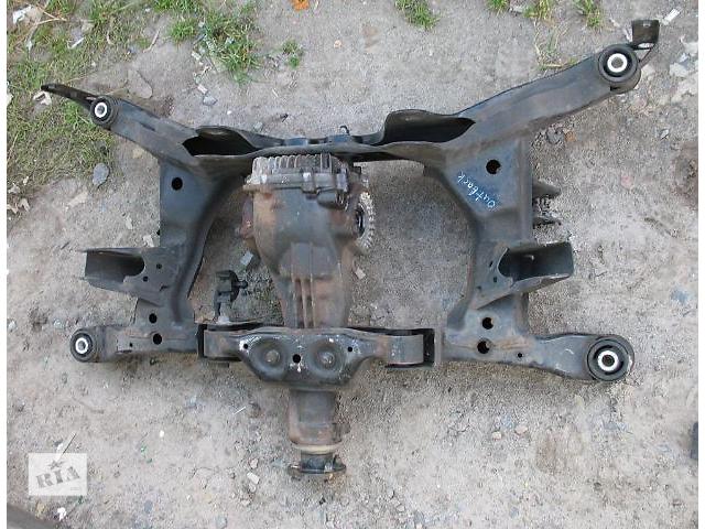 продам Б/у балка задней подвески для легкового авто Subaru Legacy Wagon 2006 бу в Луцке